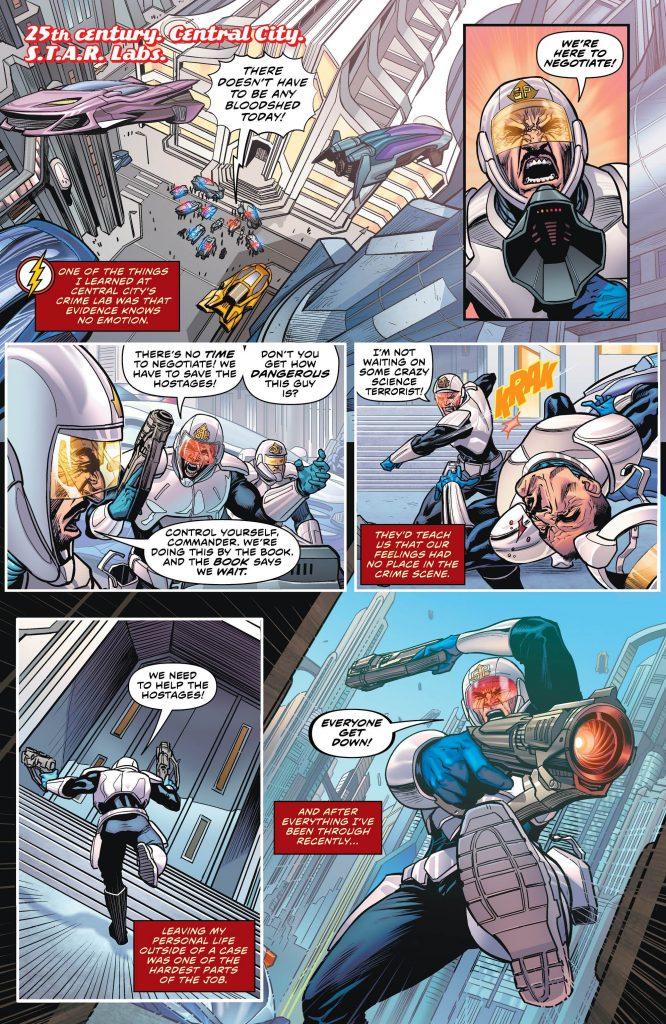 The Flash #53 Comic Book