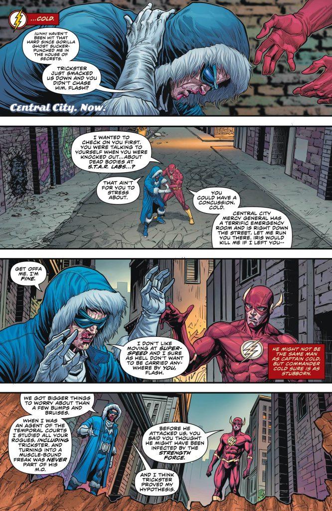 The Flash #53 Comics