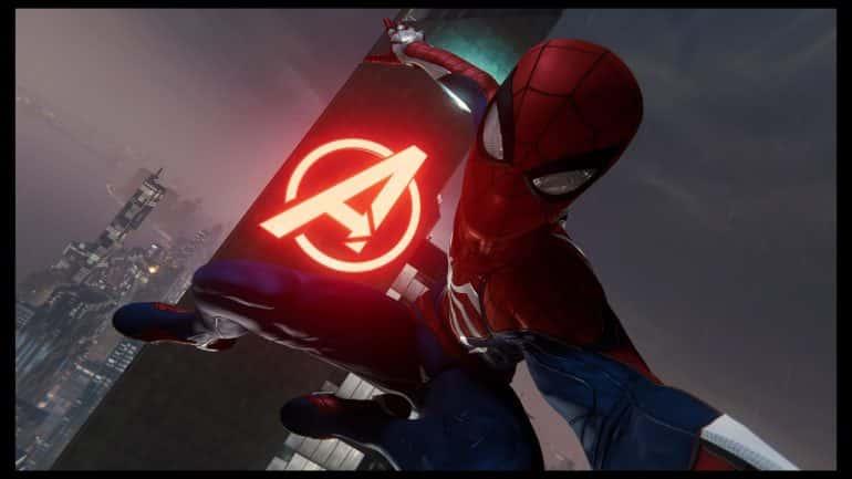 Spider-Man - Avenger's Tower
