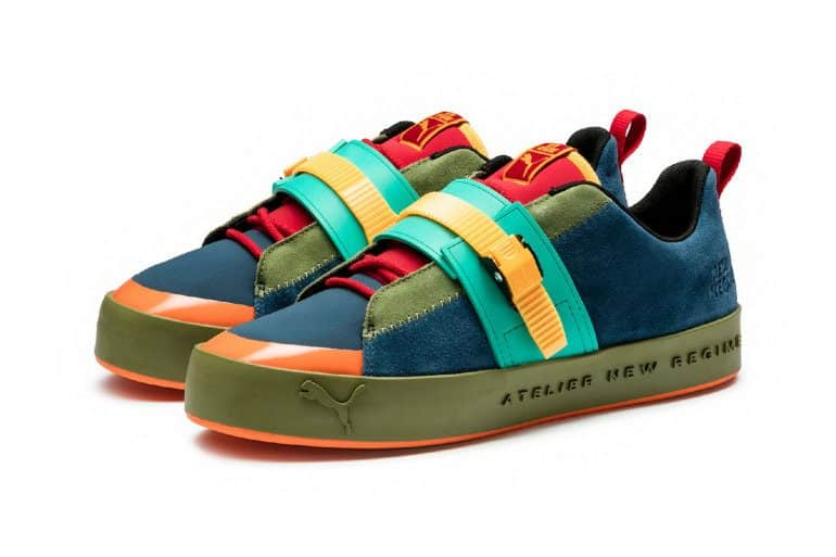 PUMA Drops PUMA x Atelier New Regime Collection