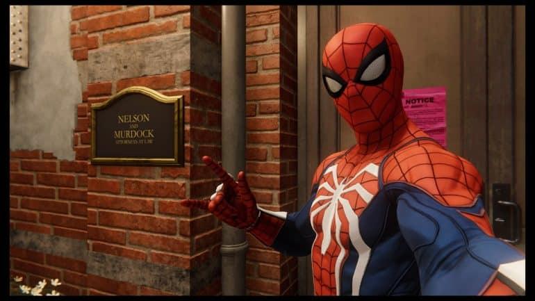 Spider-Man - Nelson And Murdock Attorneys