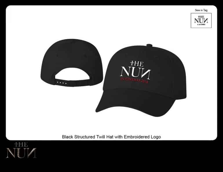 The Nun Baseball hat