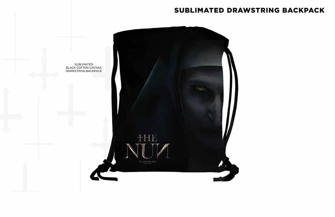 Uncover the Face of Evil In the New The Nun Promo