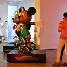 Disney Africa Celebrates Mickey's 90th Anniversary In Style