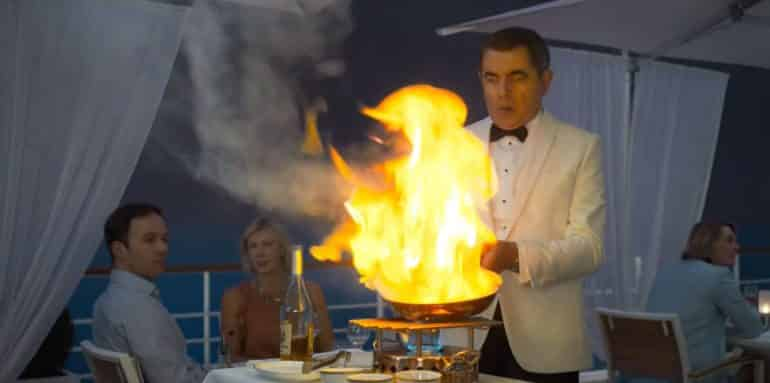 Johnny English Strikes Again: Catch VIP Cinema Experience With SK