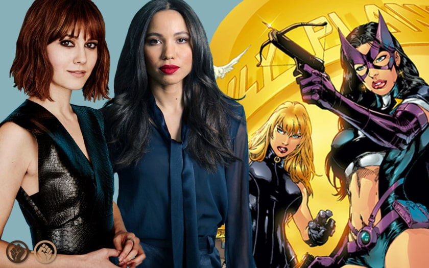 Jurnee Smollett-Bell Cast As Black Canary. Again The Internet Is Outraged About A Black Actress Playing A Comic Book Character