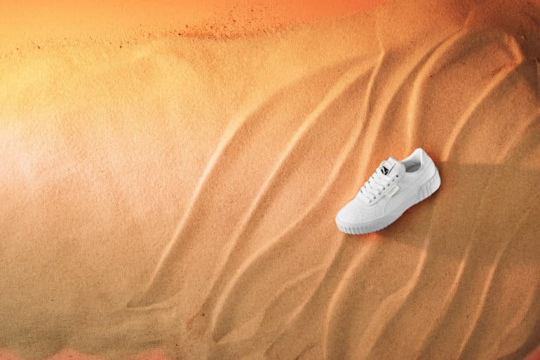 PUMA Drops Refreshed Cali Sneaker With Clean Twist