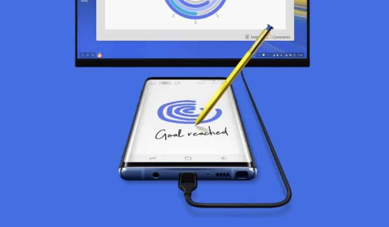 Samsung DeX On The Galaxy Note 9 Review – It Just Works