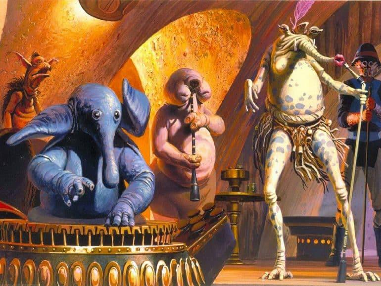 The Galactic Jizz-Wailers