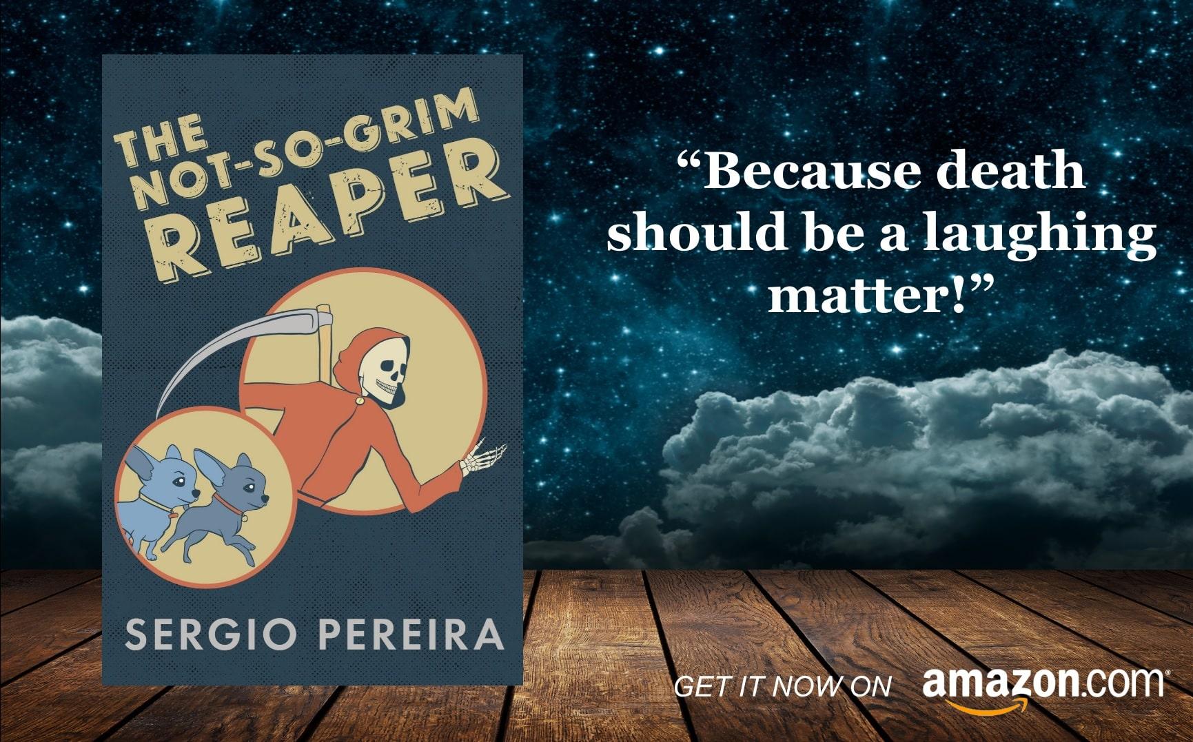 The Not-So-Grim Reaper promo
