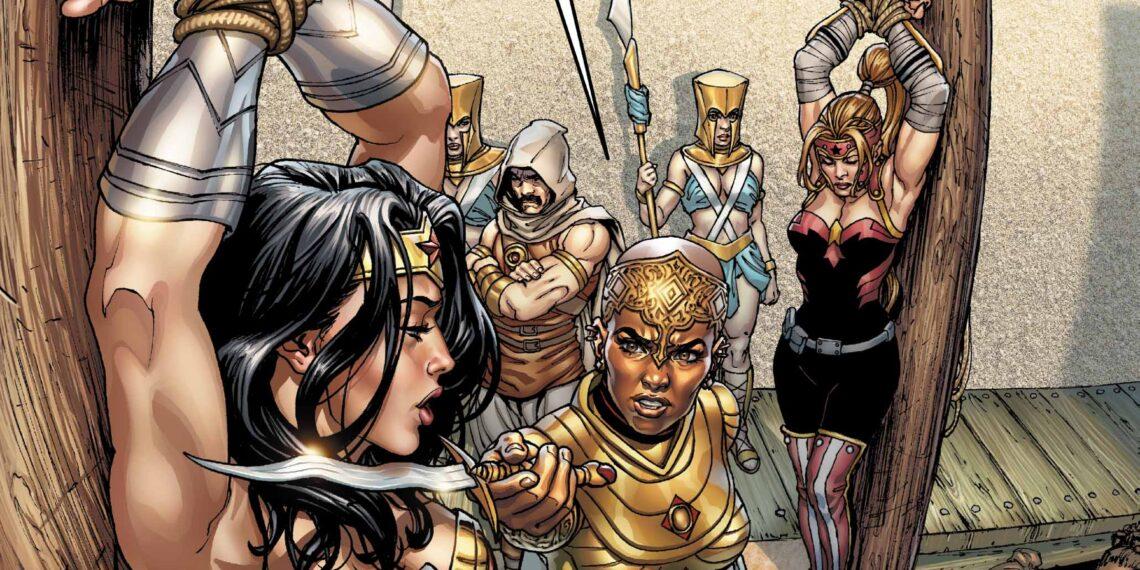 Wonder Woman 55 Review