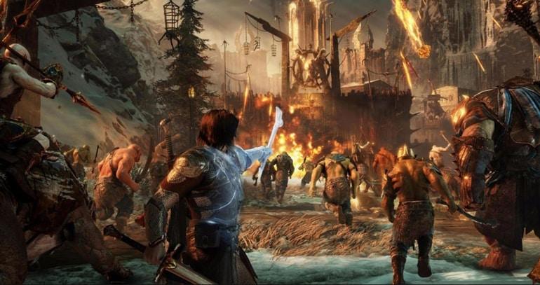 Shadow of War: Definitive Edition