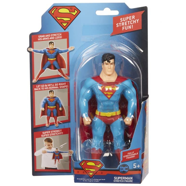 DC Stretch Figures