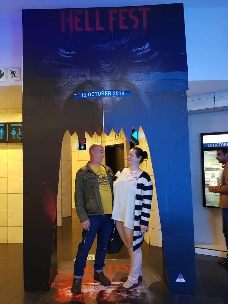Hell Fest Movie Screening