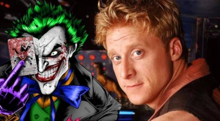 Alan Tudyk Joker