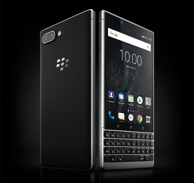 BlackBerry Key2 Review Mobile Phone