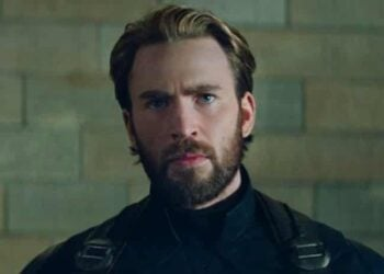 Chris Evans Farewell Captain America