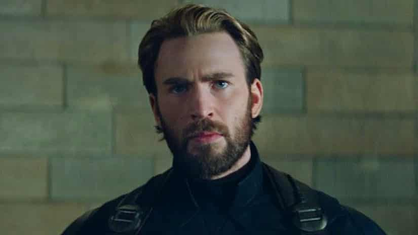Chris Evans Says Farewell To Captain America