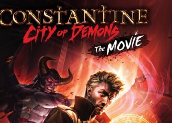 Constantine: City of Demons The Movie Review - The Best Adaptation Of Constantine So Far