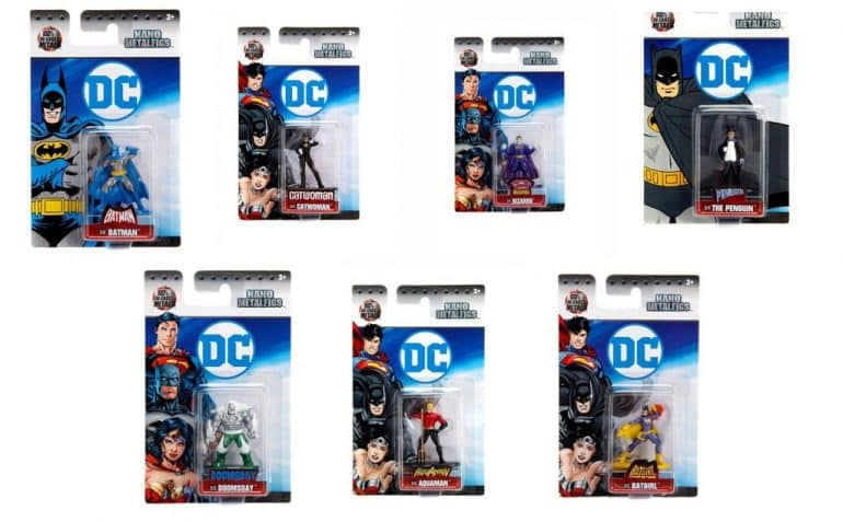 DC Nano MetalFigs