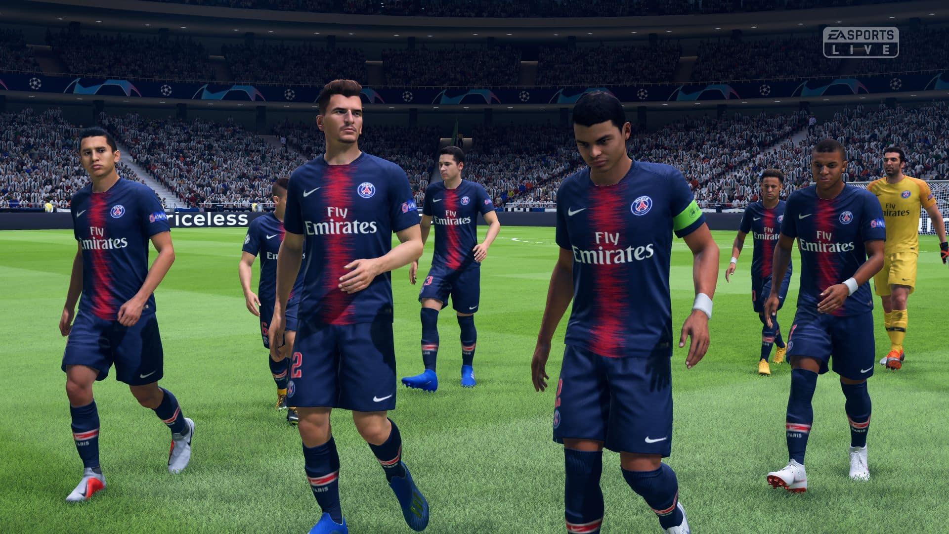 FIFA 19 - disponibile la patch 1.08 title update 7 su ...