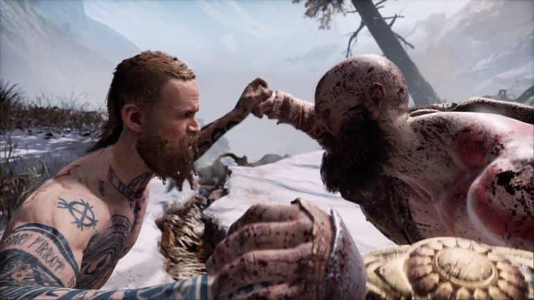 Game Bosses Baldur God of War PS4 Games
