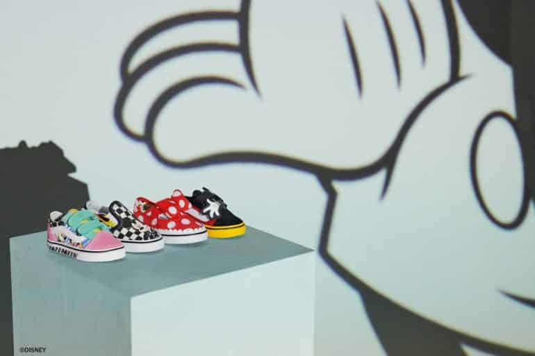 Vans Drops Disney X Vans Collection For Mickey's 90th Anniversary