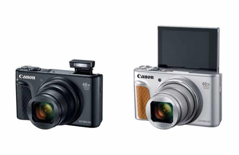 Canon PowerShot SX740 HS Review – Powerful and Portable
