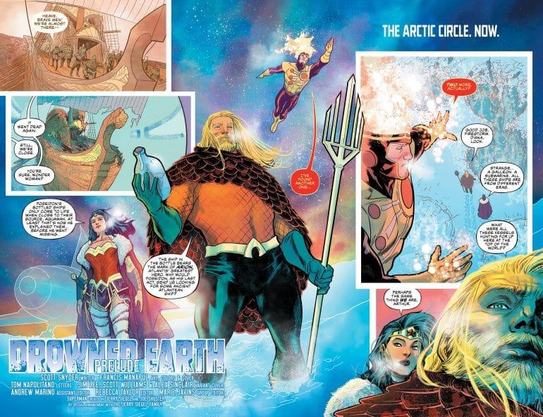 Justice League #10 - DC - Comic Book Review