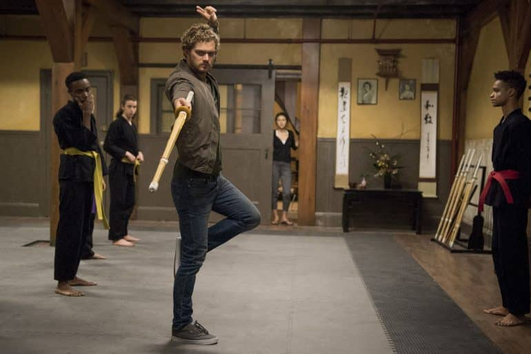 Marvel Iron Fist TV