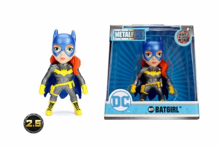 Metalfigs DCGirls Batgirl