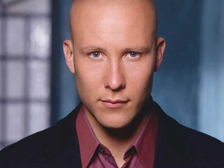 Michael Rosenbaum Lex Luthor Suicide Squad 2