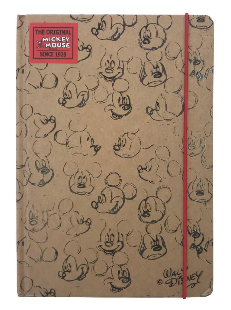 Moleskin Celebrate With Mickey Mouse And Win Awesome Merch! - CLOSED Competitions