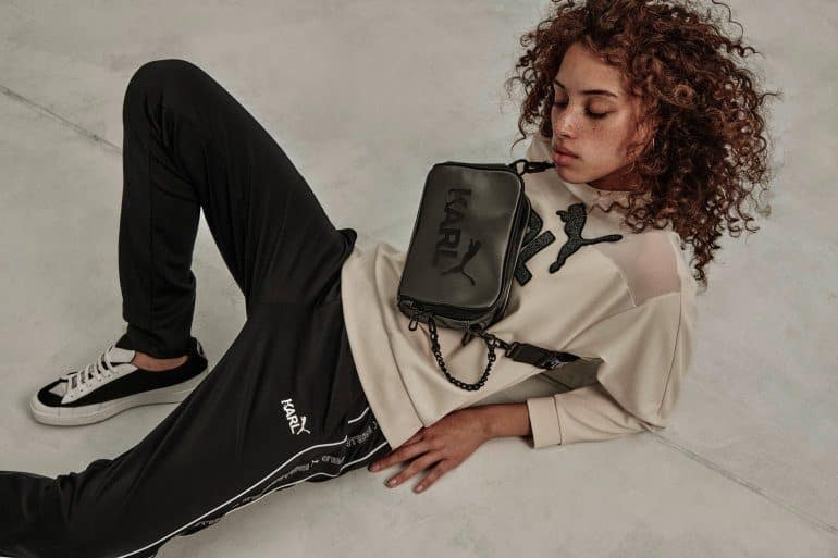 PUMA And Karl Lagerfeld Announce Collaboration With Debut Collection