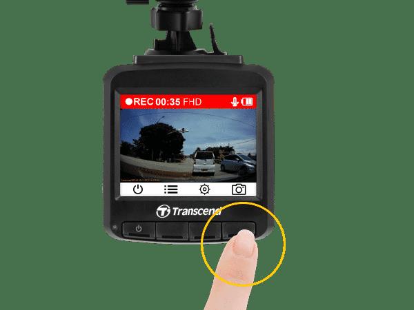 Transcend DrivePro 110 Tech