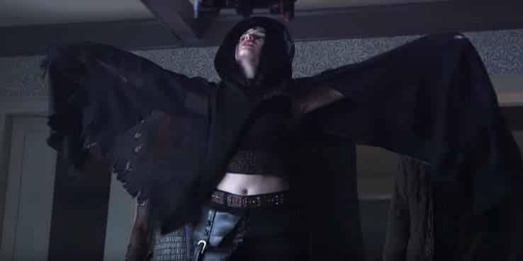 Raven Costume Titans