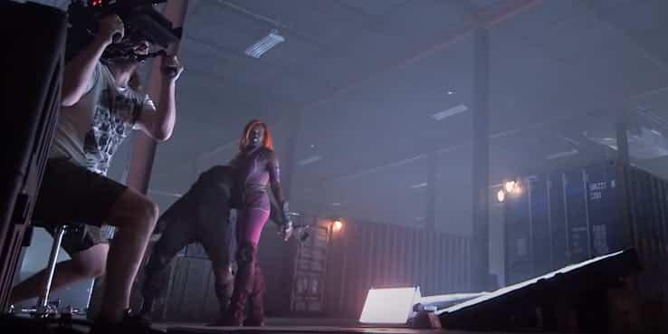 Starfire Costume Titans