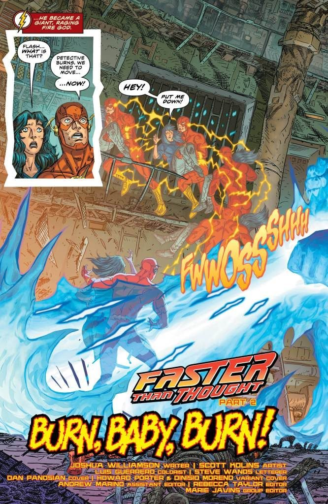 The Flash #56 Review
