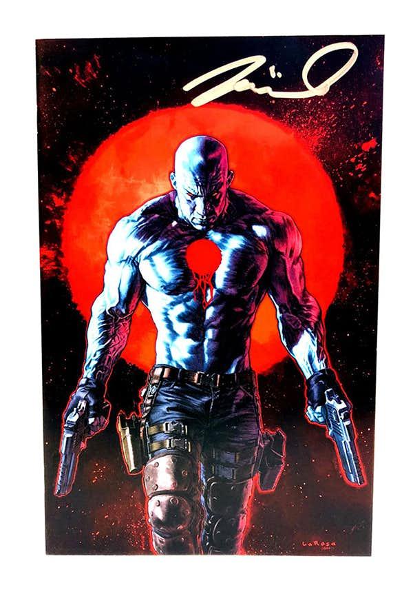 Valiant Vin Diesel Bloodshot