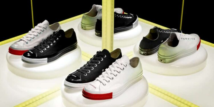 Converse Partners With Jun Takahashi For Converse x Undercover Range