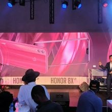 20181120 194223 Honor Launches Its Latest Flagship Honor 8X In South Africa Tech