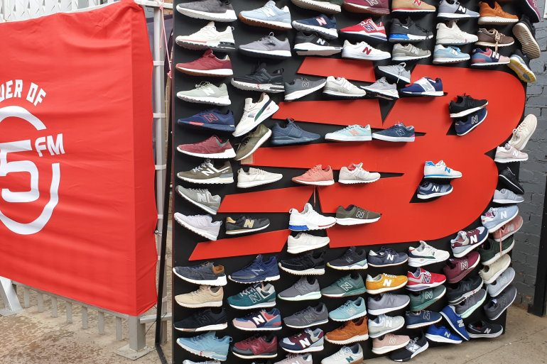 Celebrating Sneaker Culture At Capsule Fest 2018