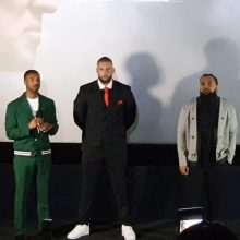 We Covered The South African Red Carpet For Creed II