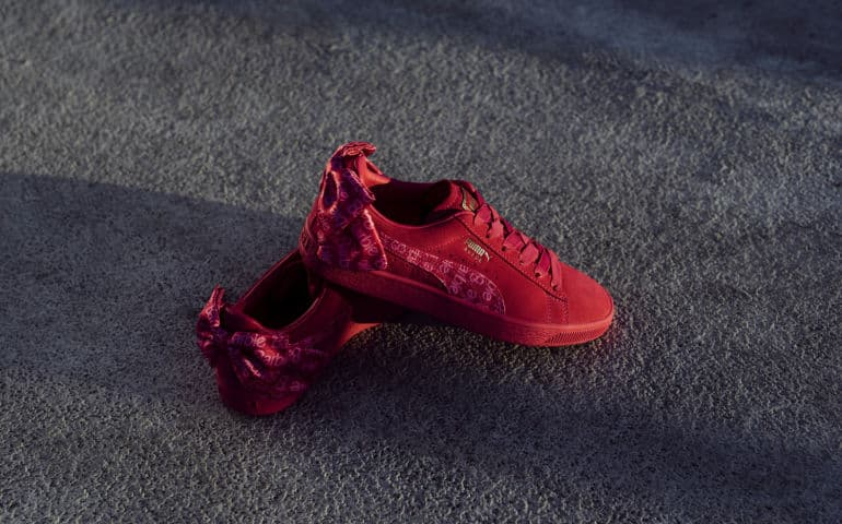 14ba4f92b6de PUMA Continues Its Suede 50 Celebration Inspired By Barbie