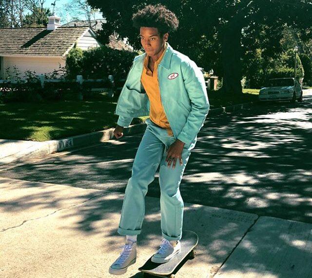 Tyler, The Creator Drops New Converse X Golf le Fleur*