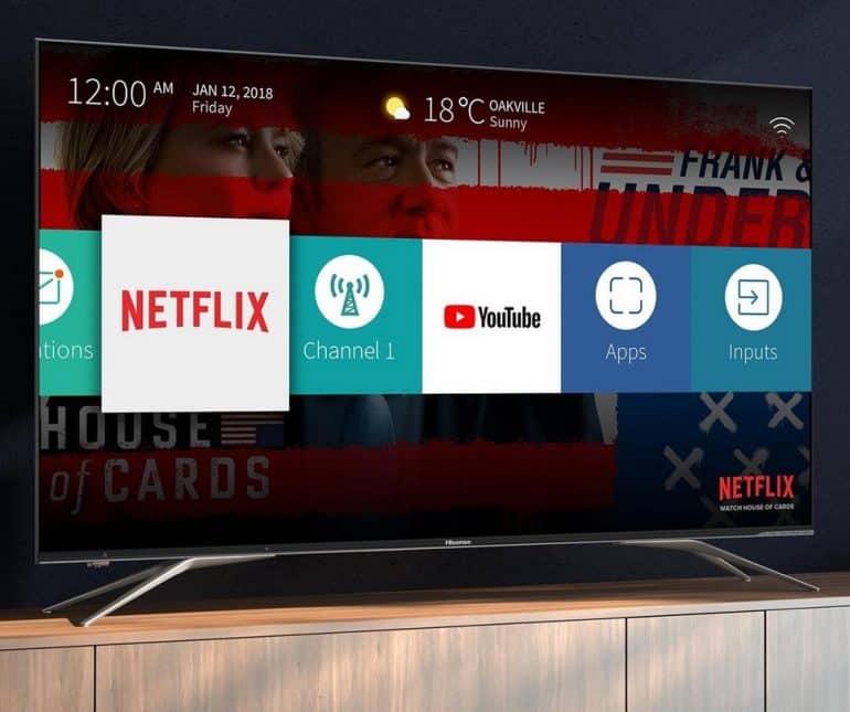 Hisense 65 - 4K ULED Smart U7A TV - Review