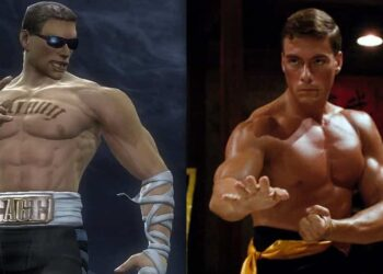 Jean-Claude Van Damme Was Nearly Johnny Cage In Mortal Kombat