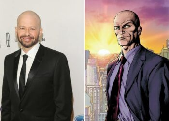Jon Cryer As Lex Luthor The House Of El Has A New Hero In 'Injustice 2' Trailer Supergirl
