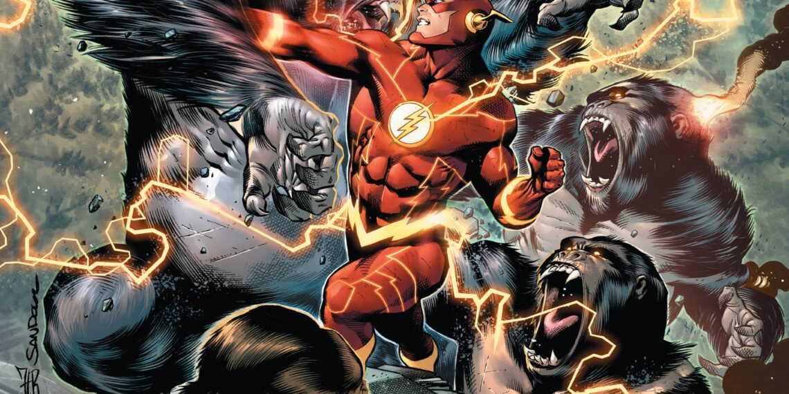 The Flash #58 Comic Book Review