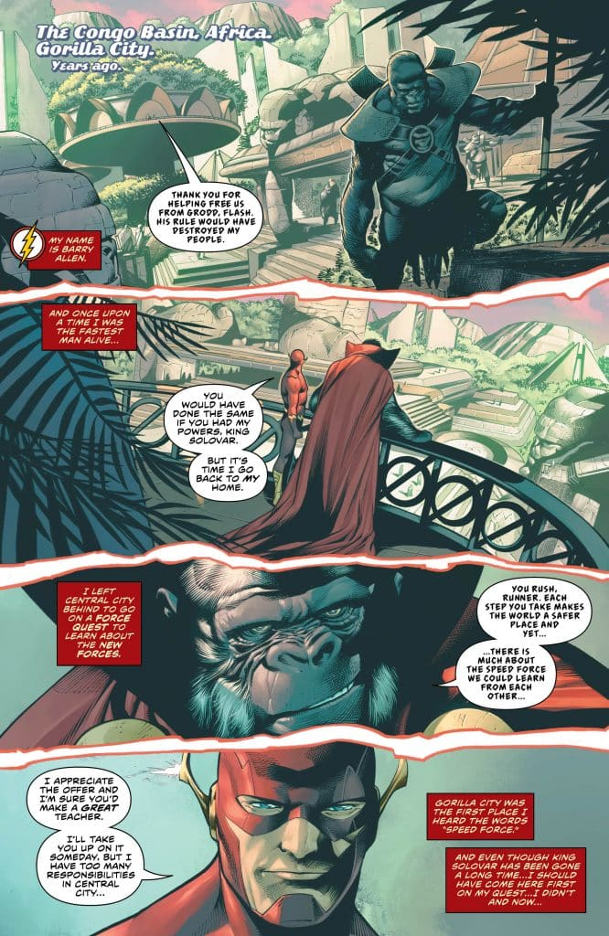 The Flash #59 Review